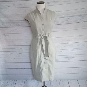 Calvin Klein size 4 business work wear dress